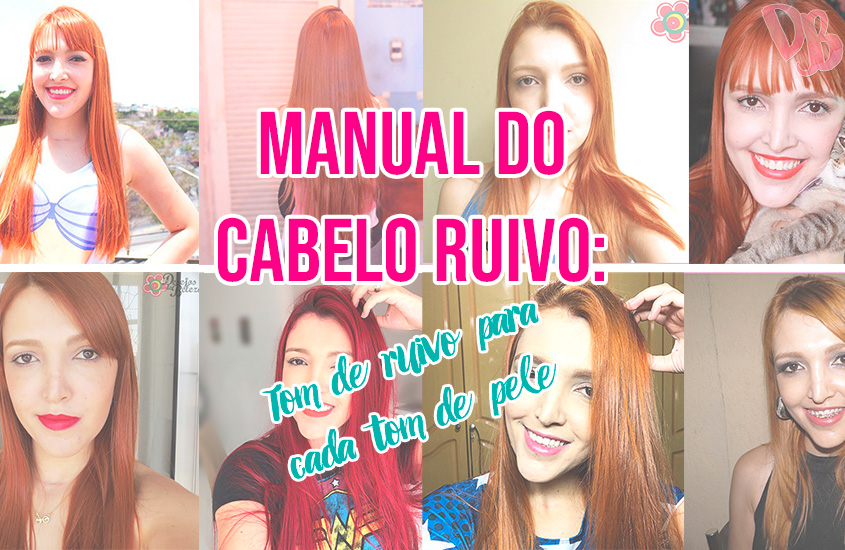 ruivo ideal capa