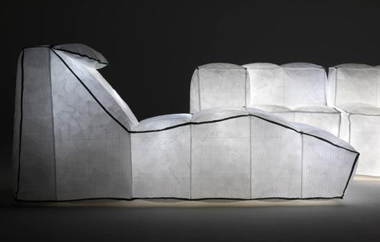 y sofa next lawson check iluminación en los sofás - desenchufados