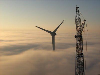 Los aerogeneradores ms grandes del mundo instalados 6MW