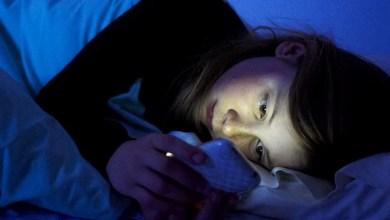 Cuando no existían las pantallas retroiluminadas se dormía mejor
