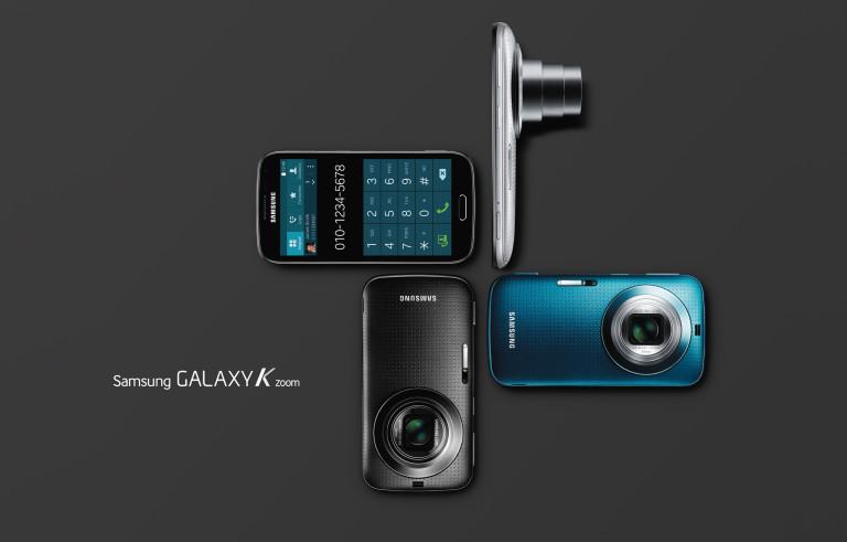 Samsung Galaxy K Zoom, un concepto de Android que desapareció del mercado (pero que espero que vuelva algún día)
