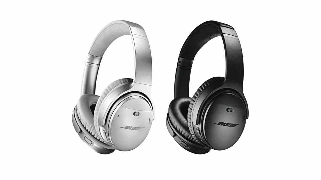 Los Bose QuietComfort 35 II, una versión renovada y funcional que sin duda lo convierte en uno de los mejores auriculares del 2019