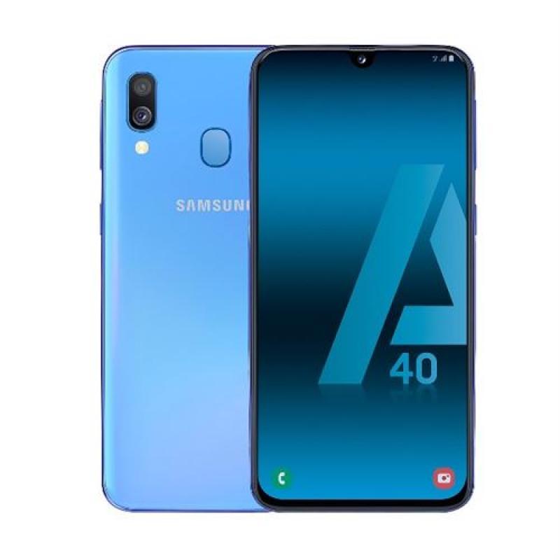 Samsung ha apostado en el mercado con uno de sus mejores smartphones practicos, se trata del modelo A40