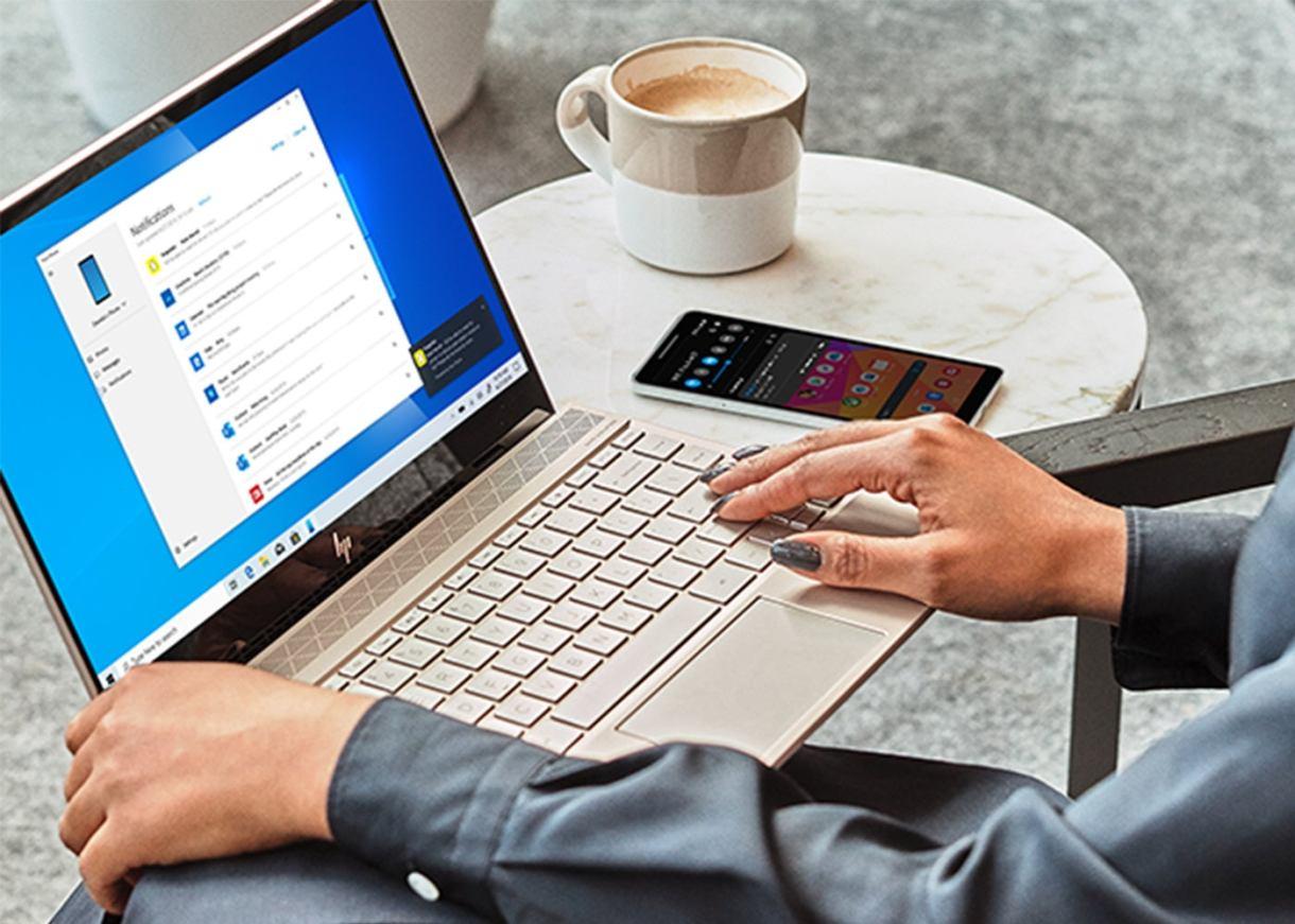 Microsoft estrena la función de recibir y realizar llamadas de tu smartphone usando tu pc con Windows 10