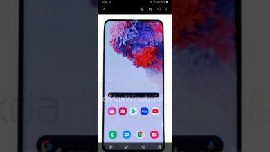 Wallpapers de los Samsung Galaxy S20