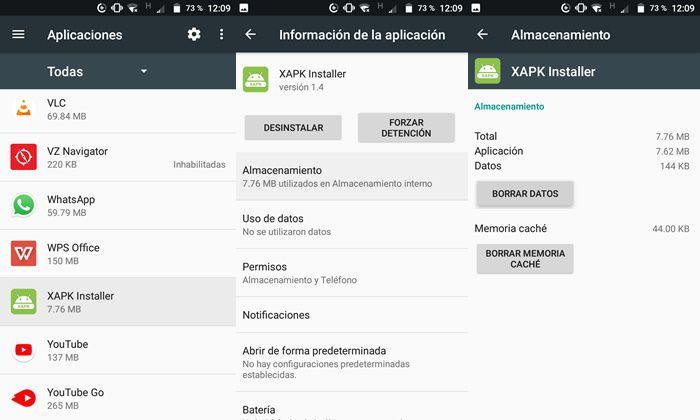 Descubre como y cuando accionar borrar cache o borrar datos en tu móvil en simples pasos