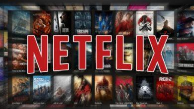 Netflix en julio 2020