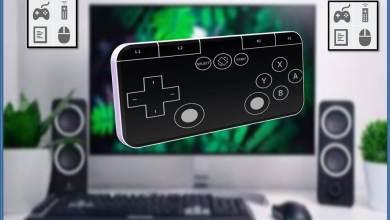 convertir móvil en un Gamepad