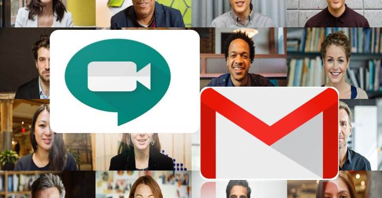 videollamada grupal Gmail