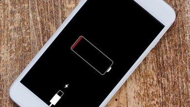Calibrar batería iPhone