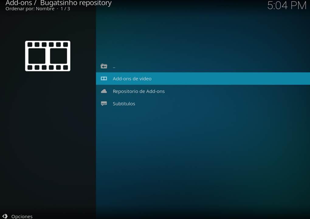 instalar PelisPlus en Kodi