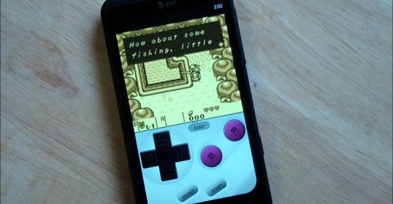 emuladores de Game Boy Advance