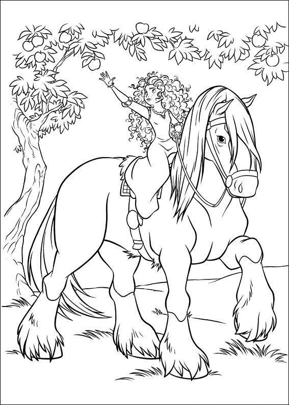 Mérida no cavalo