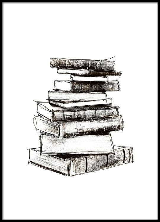books affiches