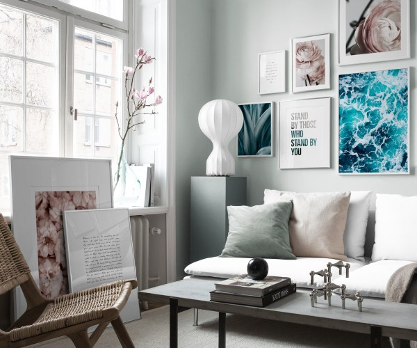 Wall Inspiration Living Room Posters Desenio