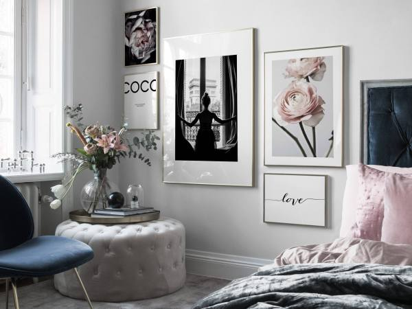 Bedroom Inspiration Posters And Art Prints In
