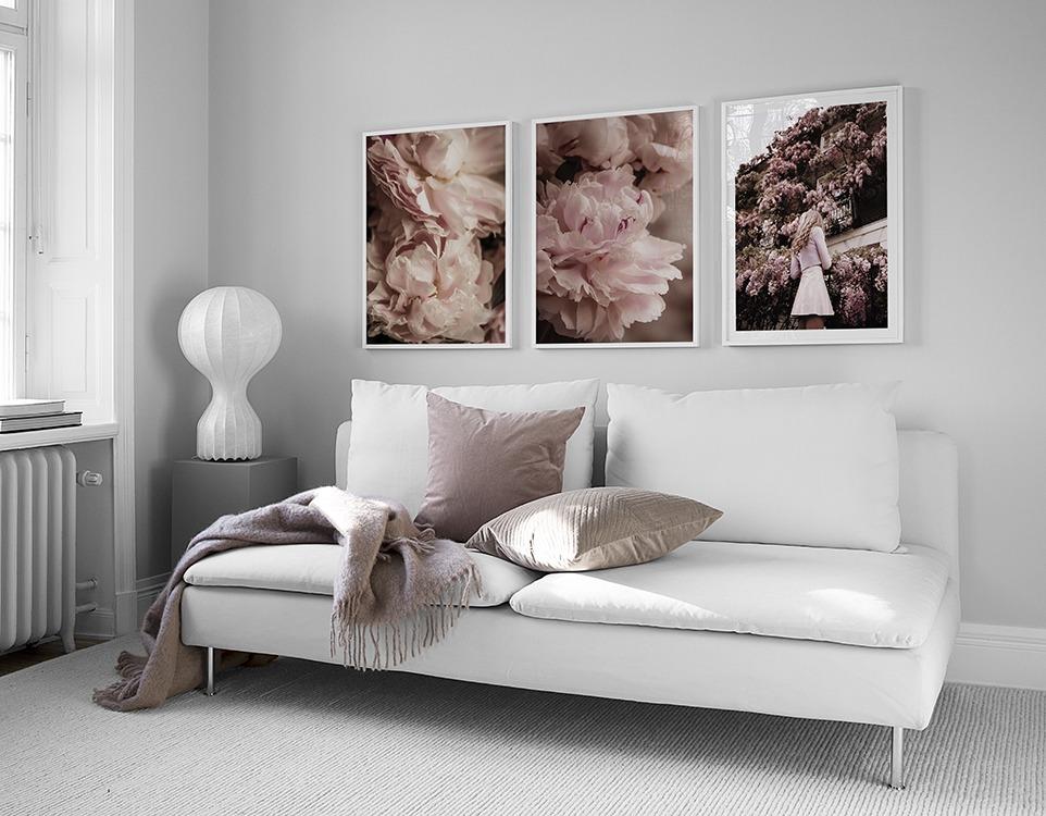 Schlafzimmer Ideen Weiß Rosa | Inspiration Für Schöne ...