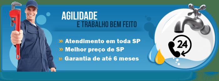 Desentupimento em Rio Grande da Serra