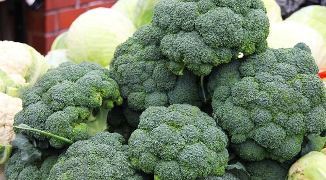 Brócolis como fonte de ácido fólico para as mulheres grávidas