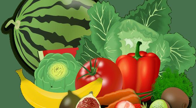 O consumo de frutas, legumes e verduras aumenta a longevidade