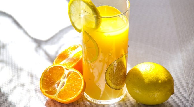 Suco de laranja tem mais atividade antioxidante do que se pensava