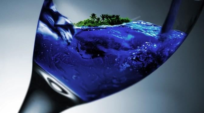 Vinho azul já pode ser encontrado em vários países
