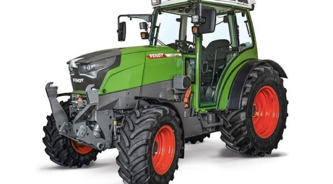 Trator elétrico: a mobilidade sustentável chega aos veículos agrícolas