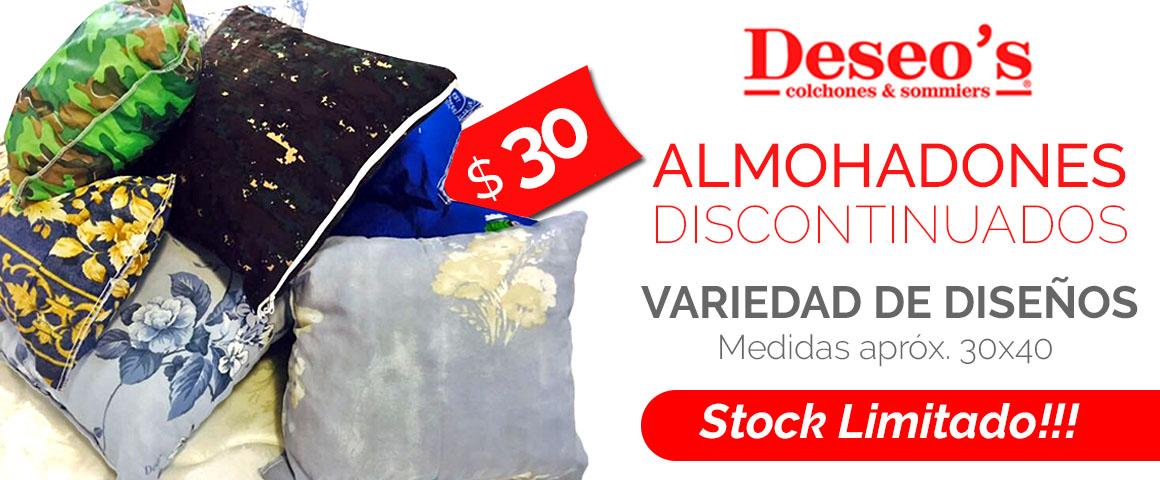 almohadones discontinuados slide