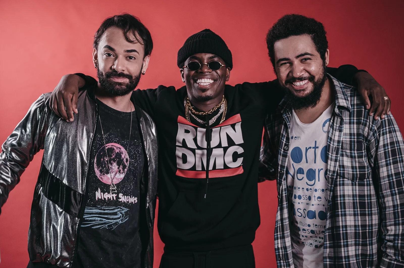 Banda Gallena lança música sobre respeito e diversidade, em parceria com o rapper Israel Paixão