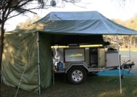 Tents and Tent Accessories - Desert Wolf