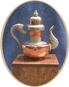 Drinkers Of The Wind Perpetual Trophy from the estate of Walter Schimanski.