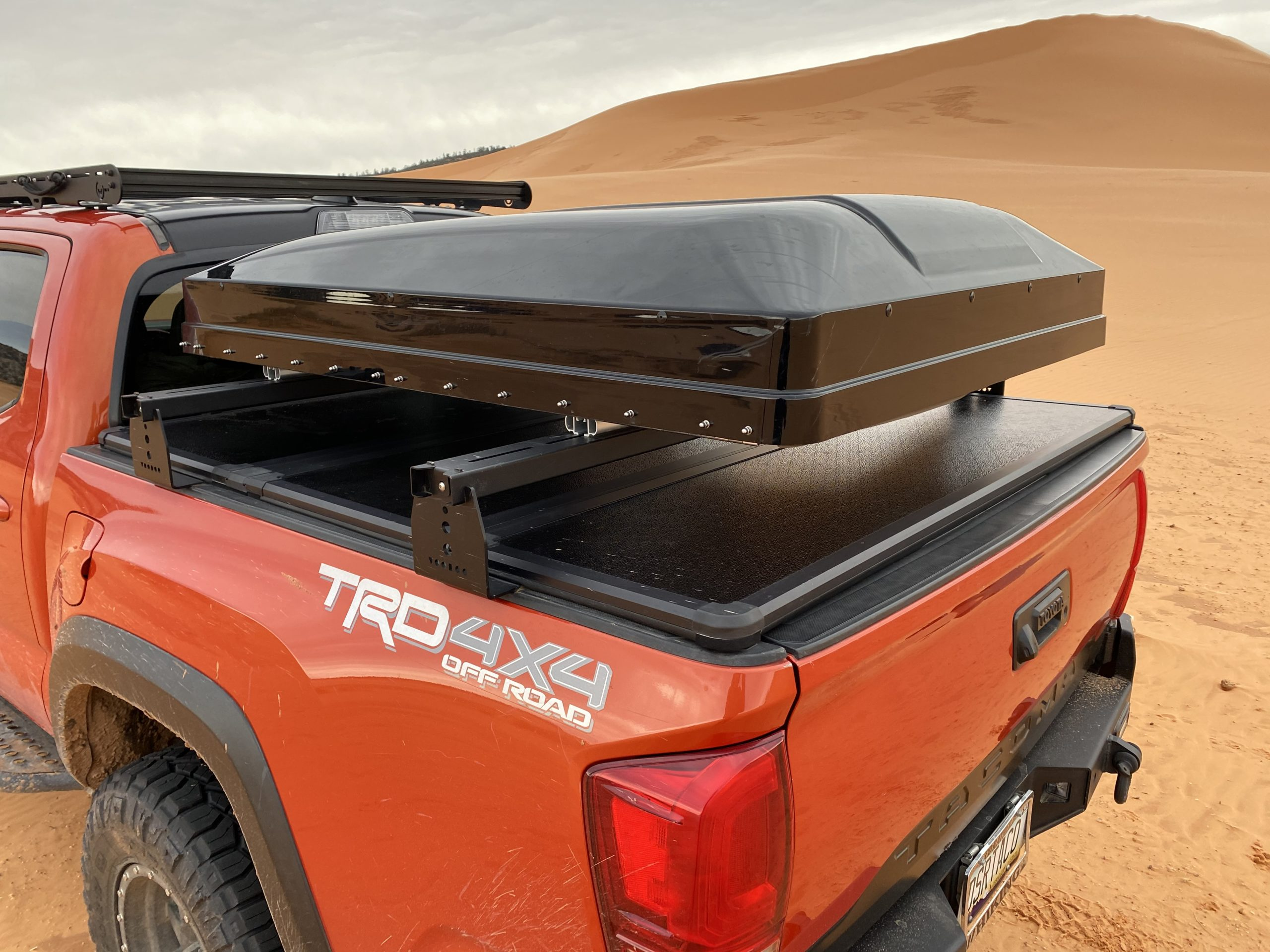 Desert Armor Warrior Roof Top Tent