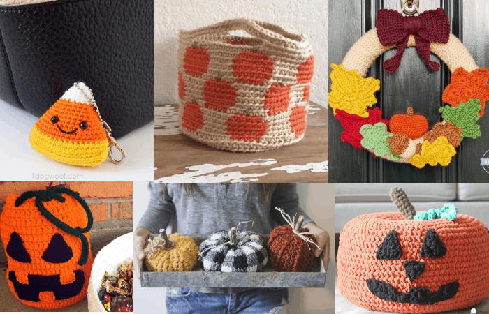 Best Fall Crochet Patterns
