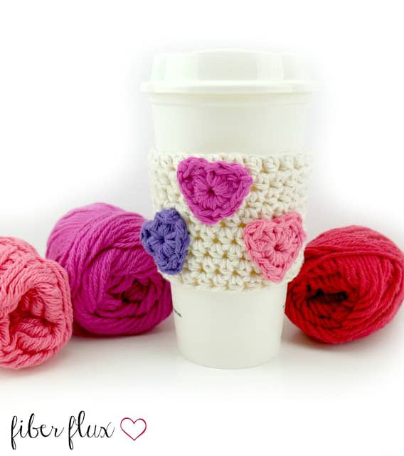 10 Free Crochet Valentine's Day Patterns