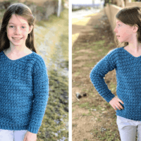 Heidi Sweater—Free Crochet Pattern