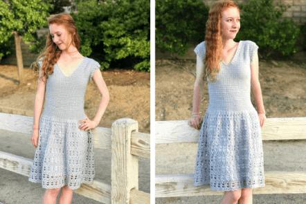 The Parisian Dress