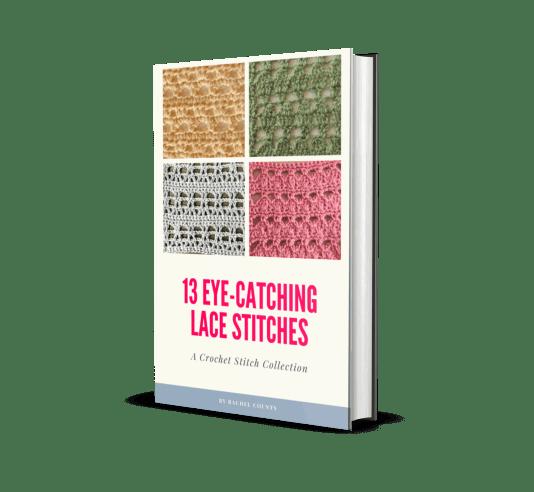 13 Eye-Catching Crochet Lace Stitches