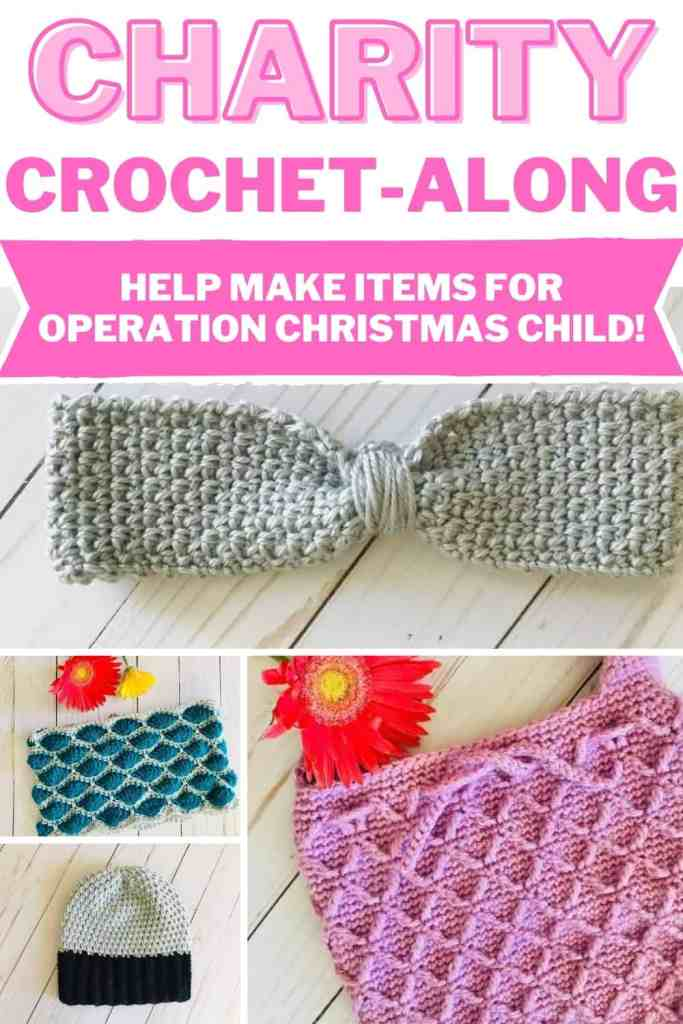 Crochet for Charity in 2020 - Join Operation Crochet Shoeboxes!
