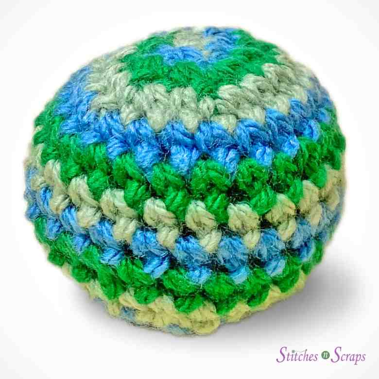 Footbag - Crochet for Boys