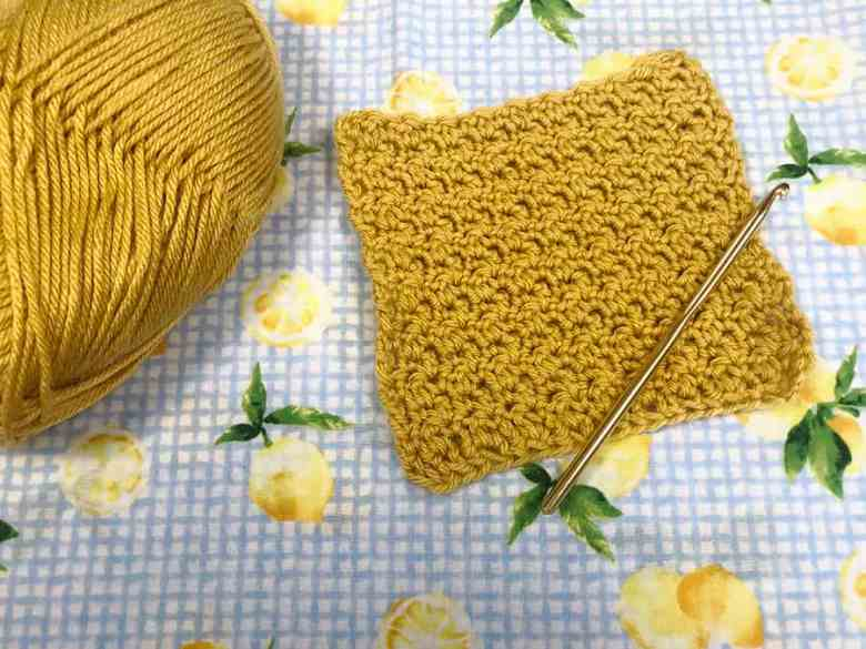Lemon Peel Stitch