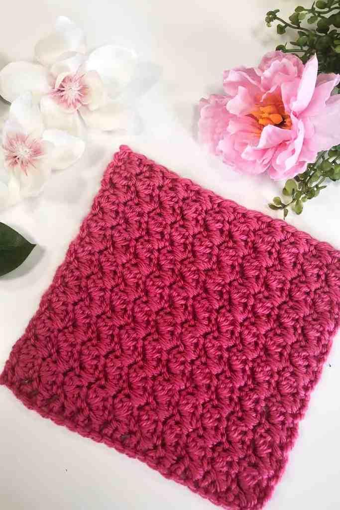 Crochet Suzette Stitch