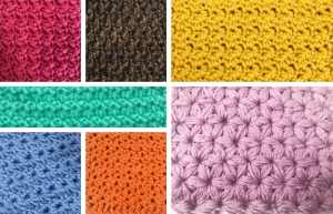 10 Crochet Stitches Perfect for Scarves and Blankets