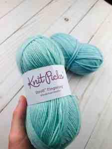 Stroll Sock Yarn - fingering weight yarn