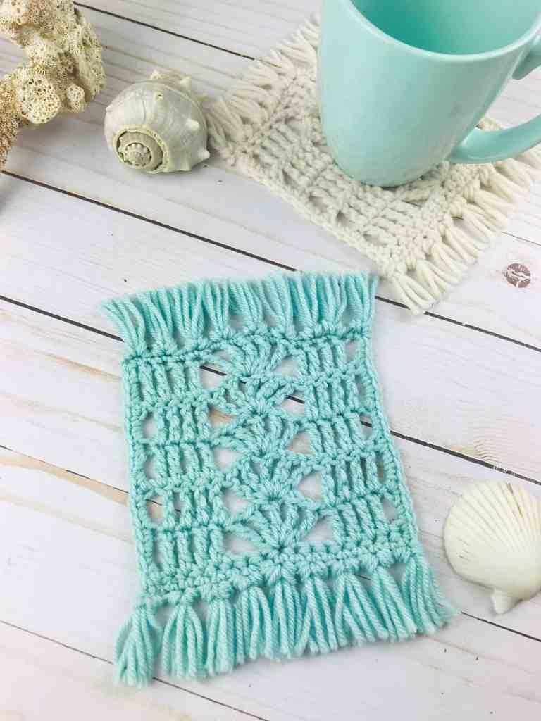 Mug Rug Crochet Pattern Free