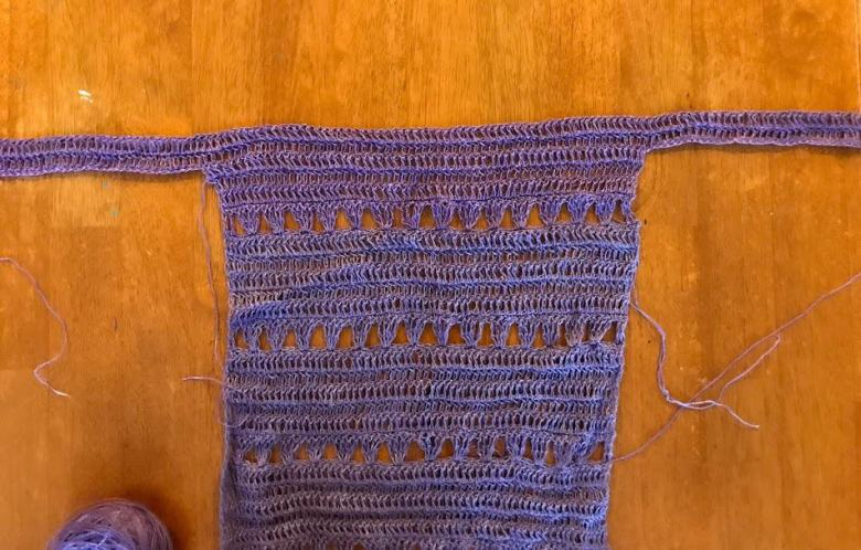 Easy Crochet Summer Top Pattern