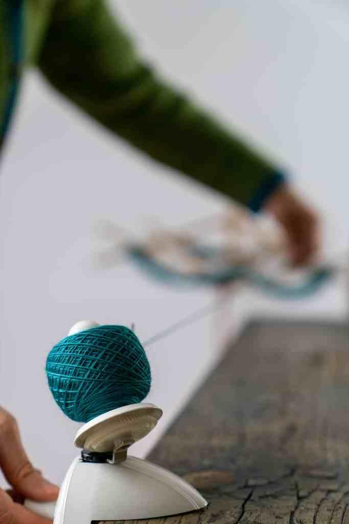 Royal Yarn Winder - Alternatives + How to use yarn winders