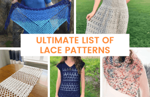 Ultimate List of Lace Crochet Patterns