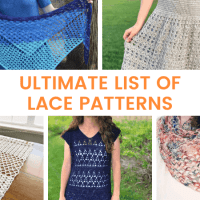 Ultimate List of Crochet Lace Patterns - FREE for 2021!