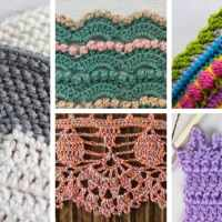20+ Crochet Borders and Edgings for a Professional Finish