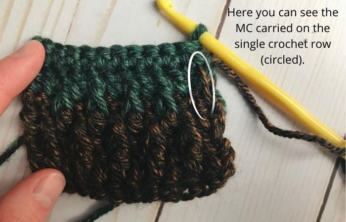 mens crochet scarf tutorial